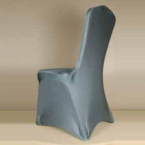 Platinum Spandex Chair Cover