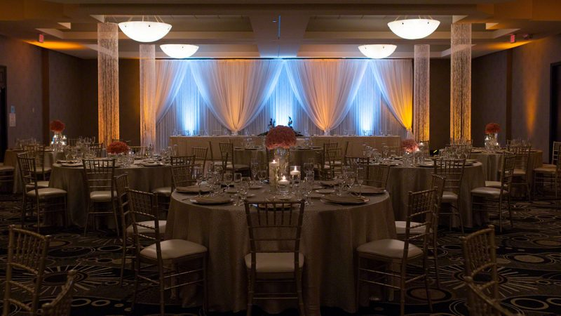 Crowne Plaza Detroit Downtown Riverfront Ballroom