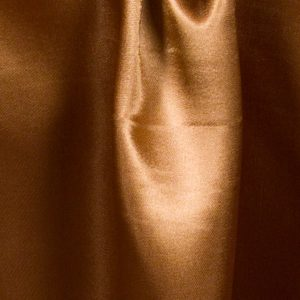 Burnished Gold Satin