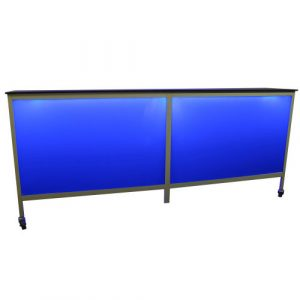 8ft Lighted Bar