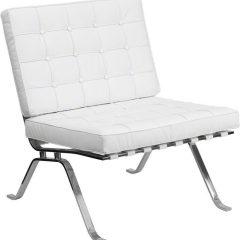 White Herc Flash Chair