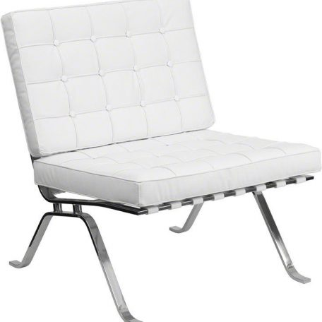 White Herc Flash Chair