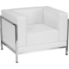 White Imagination Chair
