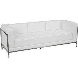 White Imagination Sofa