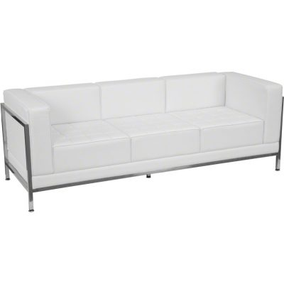 White Imagination Sofa