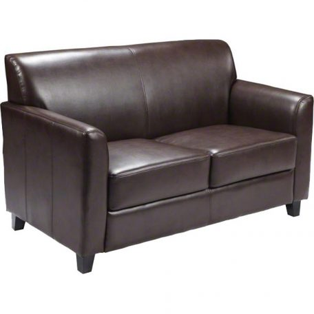 Brown Hercules Loveseat