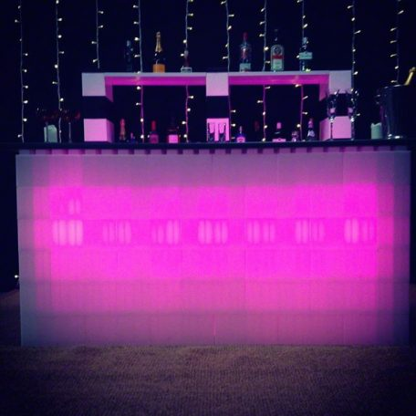 Everblock Light Up Bar