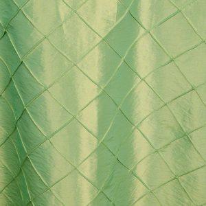 """Apple Green 2"""" Pintuck"""