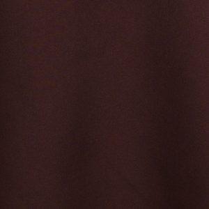 Chocolate Spun Polyester