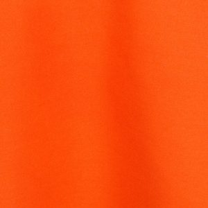 Orange Spun Polyester