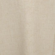 Oatmeal Avena Hemstitch Runner