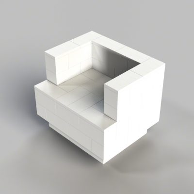 Everblock Cantilever Lounge Chair