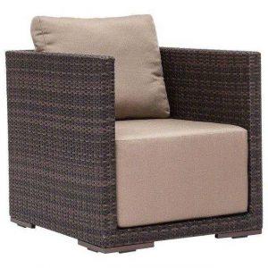 Outdoor Park Island Arm Chair