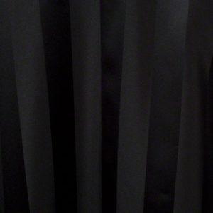 Black Wide Stripe