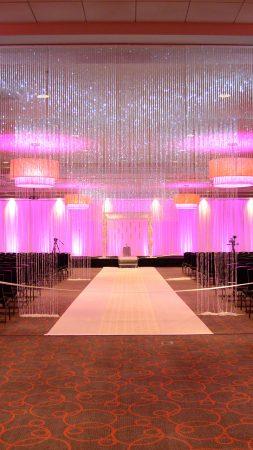 Jay Lazar and Lisa Rasansky Wedding Ceremony at Motor City Hotel and Casino