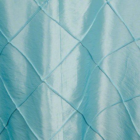 Turquoise Pintuck