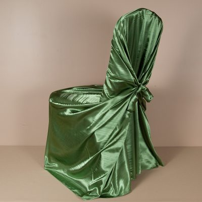 Clover Satin Pillowcase Chair Cover