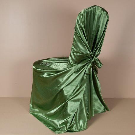 Clover Satin Pillowcase Chair Cover