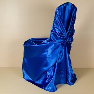 Royal Satin Pillowcase Chair Cover