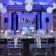 Miles and Mia's B'Nai Mitzvah at Temple Israel