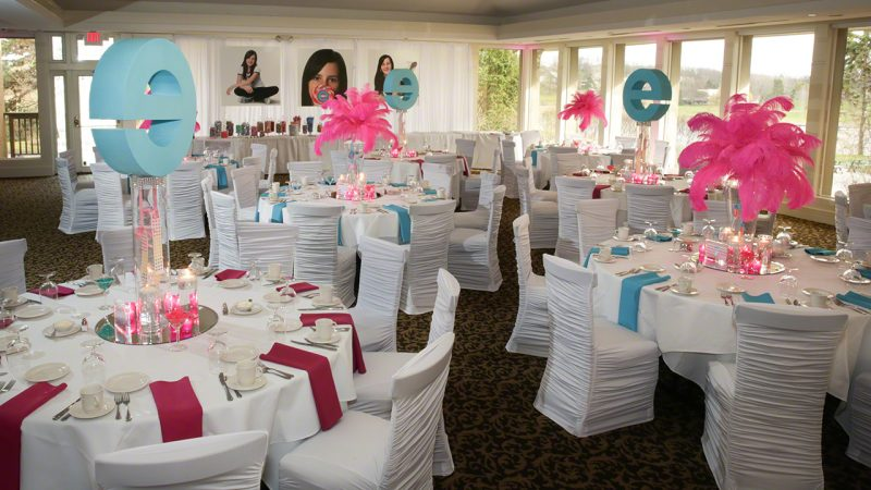 Elie's Bat MItzvah at Wabeek Country Club