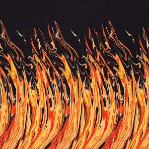 Inferno Shantung