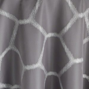 Gunmetal Apiary Table Linen
