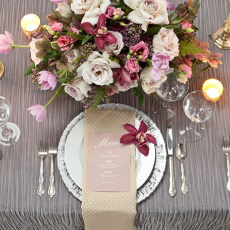Ash Swell Tablescape