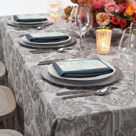 Baroque Tablescape