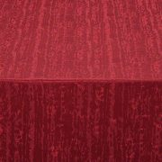 Scarlet Contour Table Runner