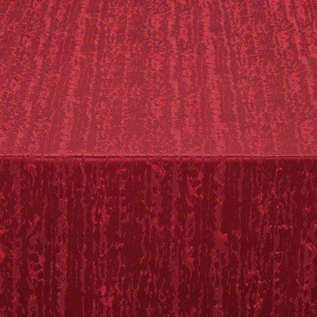Scarlet Contour Table Runner