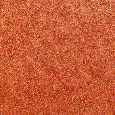 Copper Metallic Shag