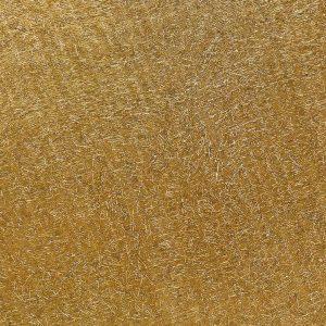 Gold Metallic Shag