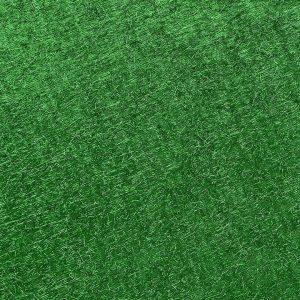 Green Metallic Shag