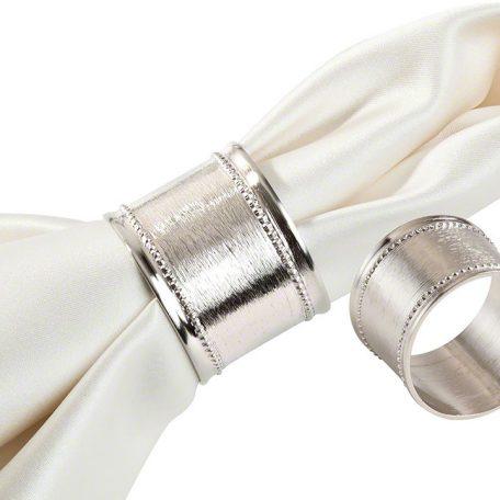 Brushed Prescott Napkin Ring