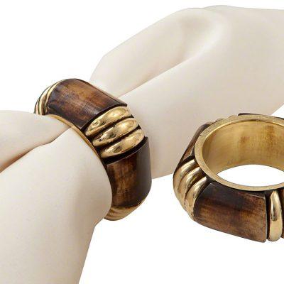 Old World Napkin Ring