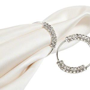 Silver Grace Napkin Ring