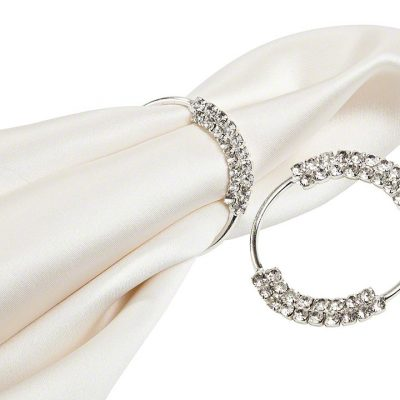 Silver Grace Napkin Ring