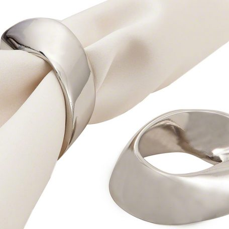 Silver Regency Napkin Ring