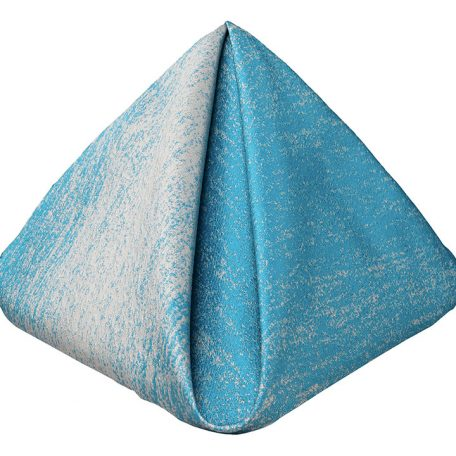 Turquoise Ombre Dinner Napkin