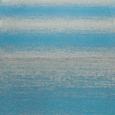 Turquoise Ombre Table Runner