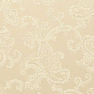 Ivory Orleans Damask Table Linen