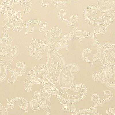 Ivory Orleans Damask Table Linen