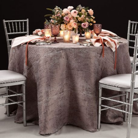 Smoky Marble Tablescape