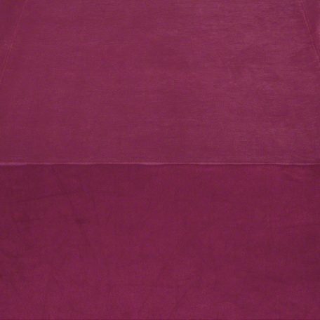 Wine Velvet Table Runner