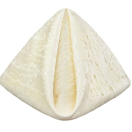 Ivory Contour Dinner Napkin