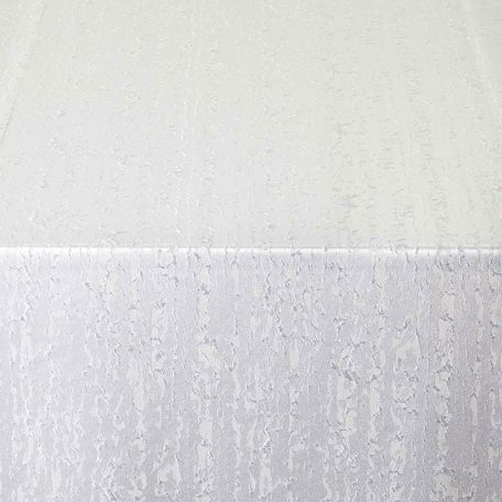 White Contour Table Runner