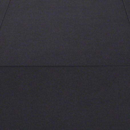 Black Classic Hemstitch Table Runner