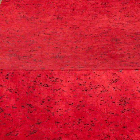 Scarlet Cork Table Runner