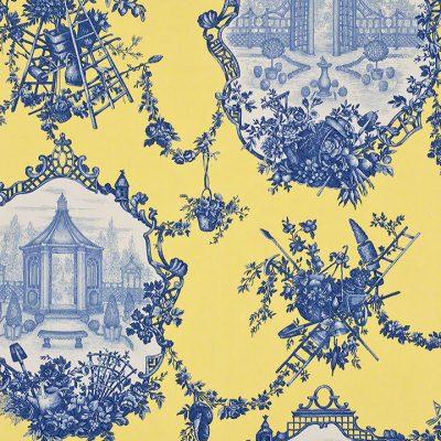 Jasmine Garden Toile
